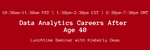 Data analytics careers after 40 with Kimberly Deas